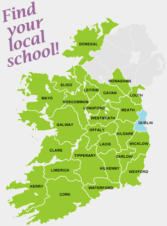 Find your local school!