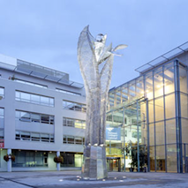 Exterior pic of NCI Campus